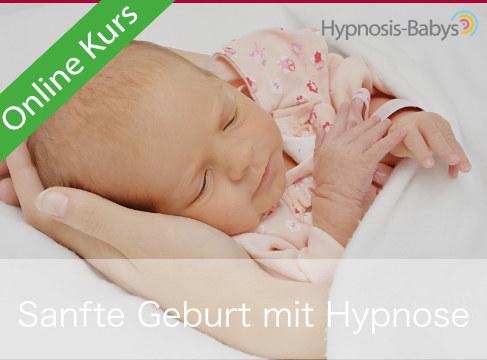 Hypnosis-Babys Sanfte Geburt mit Hypnose